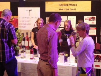 Adelaide Cellar Door Festival 2014