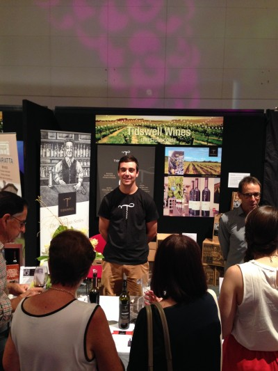 Cellar Door Wine Festival Adelaide 2015 - a resounding success!
